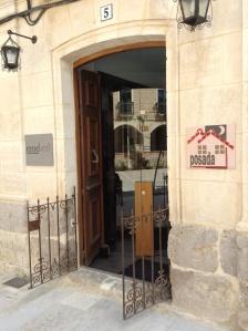 La Posada Entrance