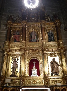 Pamplona Cathedral Chapel