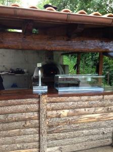El Horno (the oven)