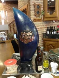Estrella Galicia!!!
