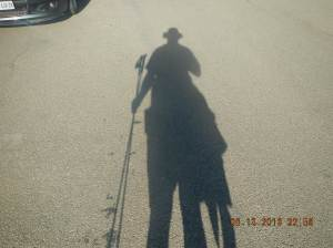 "Me and my shadow! For me of these go to my ""Shadow Games"" Page"