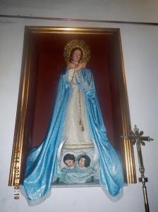Santa María del Camino.