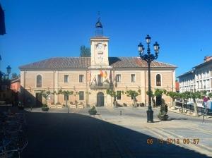 The Ayuntamiento