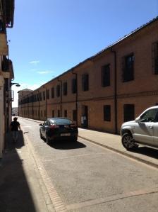 Monasterio de Santa Cruz (Madres Benedictinas)