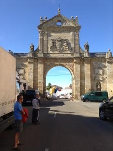 Arco San Benito