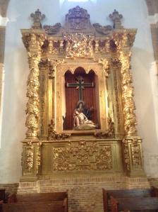 Chapel of the Monasterio de Santa Cruz (Madres Benedictinas)