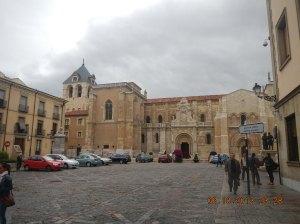 Plaza Isidoro.