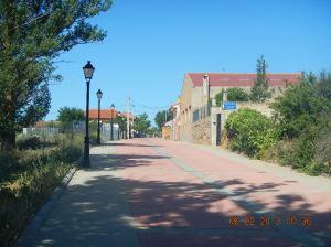 The town of Murias de Rechivaldo