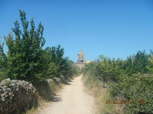 The village of San Blas