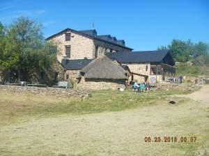 The village of Foncebadón