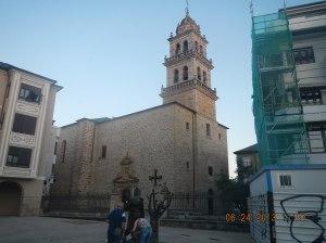 The Basilica de Nuestra Señora de La Encina