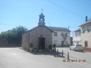 Ermita Santo Cristo in Fuentes Nuevas