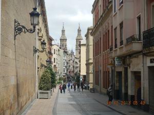 The beautiful capital of the Rioja - Logroño
