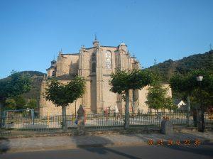 La Colegiata de Santa María de Cluny has its origins in the 12th century as a Benedictine monastery (none of which remains) and was rebuilt in the 16th century. Since the 19th century it has served as a parish church.