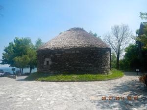 A traditional Galician Palloza