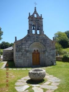 Iglesia Santa María de Ferreiros